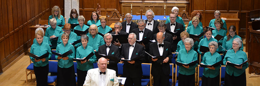 The City of Sheffield Teachers' Choir celebrated its 50th anniversary in 2018